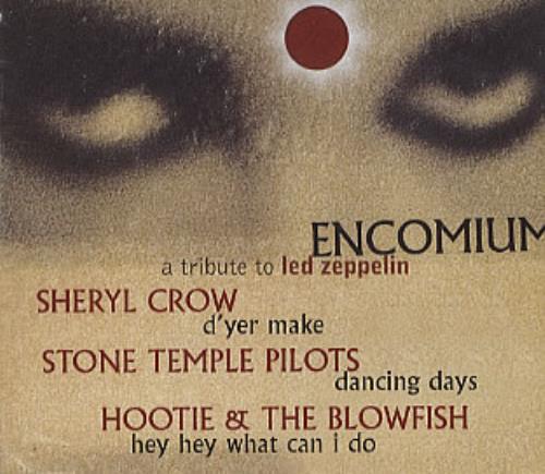 Led Zeppelin Encomium A Tribute To Led Zeppelin Sampler