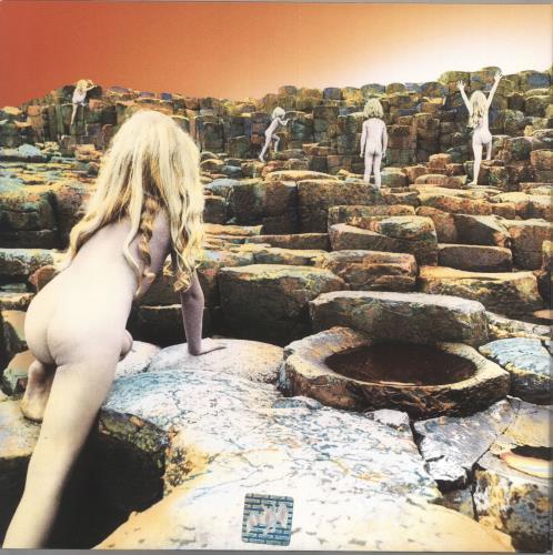 Led Zeppelin Houses Of The Holy - 180gm vinyl LP album (LP record) UK ZEPLPHO735690