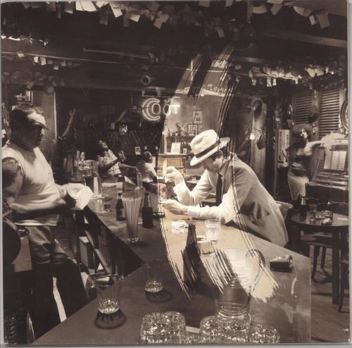 Led Zeppelin In Through The Out Door - B - EX - Complete vinyl LP album (LP record) German ZEPLPIN720624
