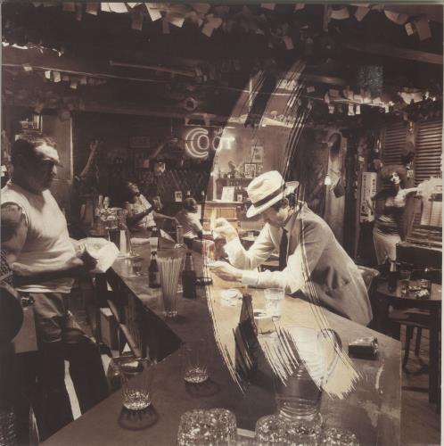 Led Zeppelin In Through The Out Door - B vinyl LP album (LP record) Japanese ZEPLPIN306585