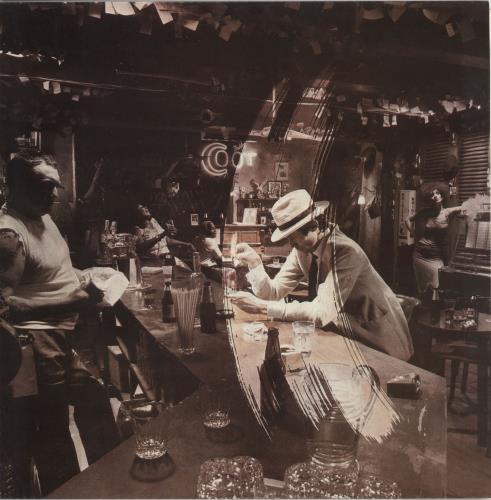 Led Zeppelin In Through The Out Door - EX vinyl LP album (LP record) Portugese ZEPLPIN724878