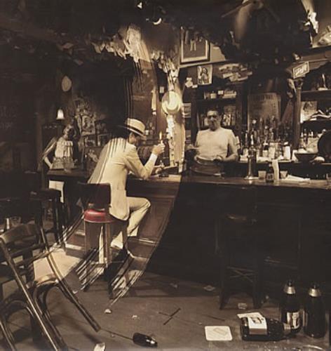 Led Zeppelin In Through The Out Door - Sleeve F vinyl LP album (LP record) Japanese ZEPLPIN123619