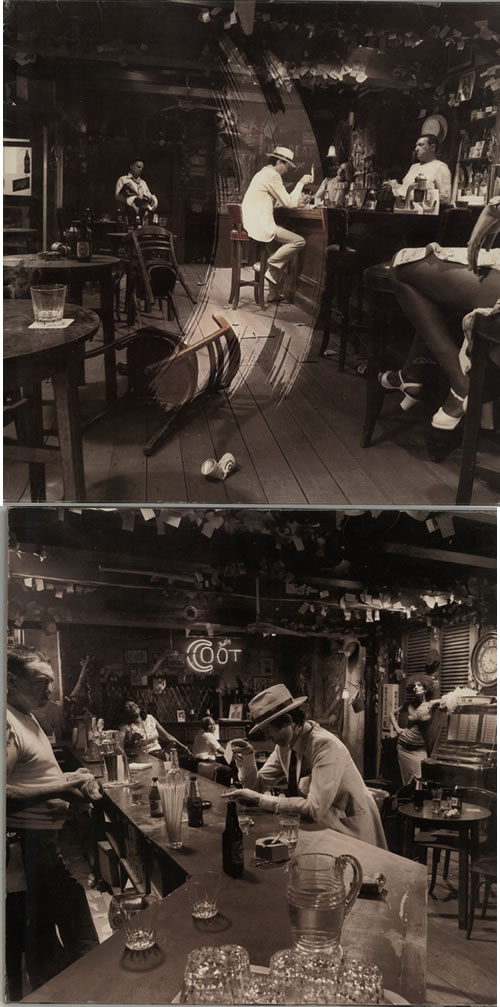 Led Zeppelin In Through The Out Door - Slv E + Outer - EX vinyl LP album (LP record) UK ZEPLPIN598911