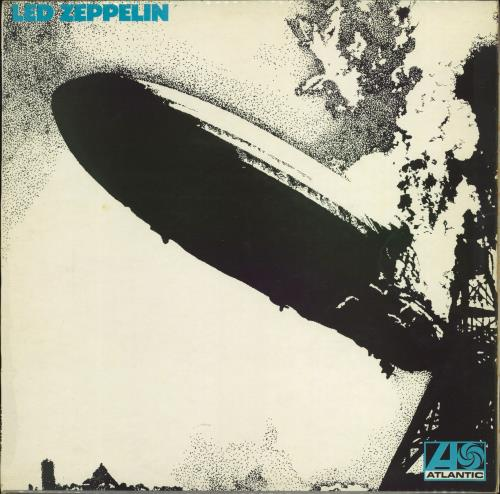 Led Zeppelin Led Zeppelin - 1st [A] - EX vinyl LP album (LP record) UK ZEPLPLE339217