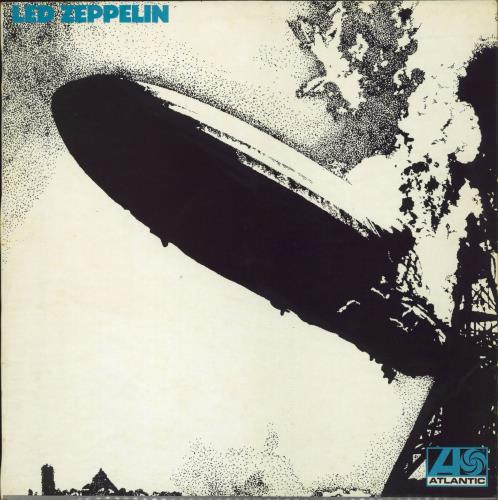 Led Zeppelin Led Zeppelin - 1st [A] - VG/EX vinyl LP album (LP record) UK ZEPLPLE341231
