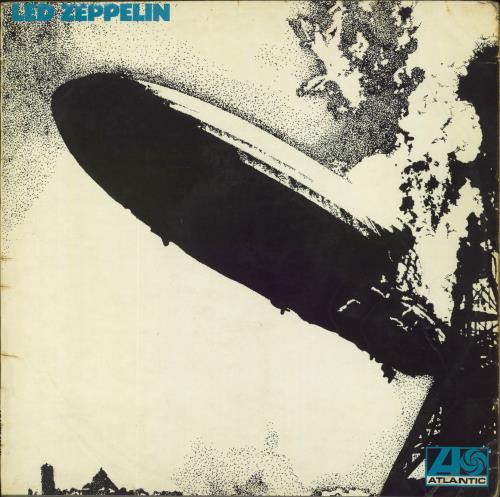 Led Zeppelin Led Zeppelin - 1st [B] - Uncorrected - G vinyl LP album (LP record) UK ZEPLPLE672541