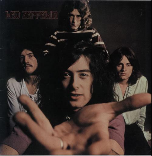 Led Zeppelin Led Zeppelin - Softback tour programme US ZEPTRLE617934