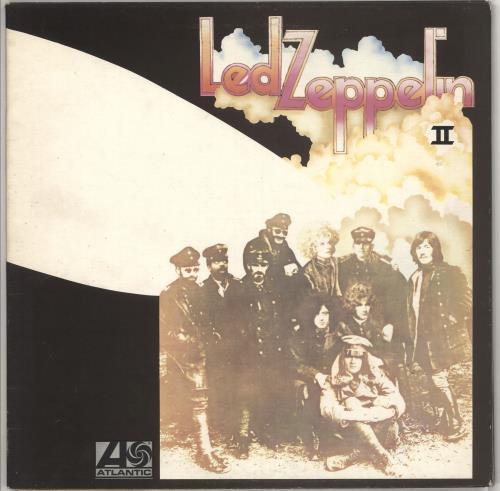 Led Zeppelin Led Zeppelin II - 6th - EX vinyl LP album (LP record) UK ZEPLPLE724053