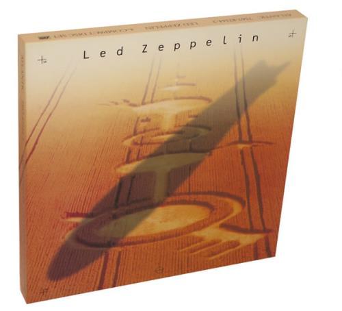 led zeppelin led zeppelin german cd album box set 265462. Black Bedroom Furniture Sets. Home Design Ideas
