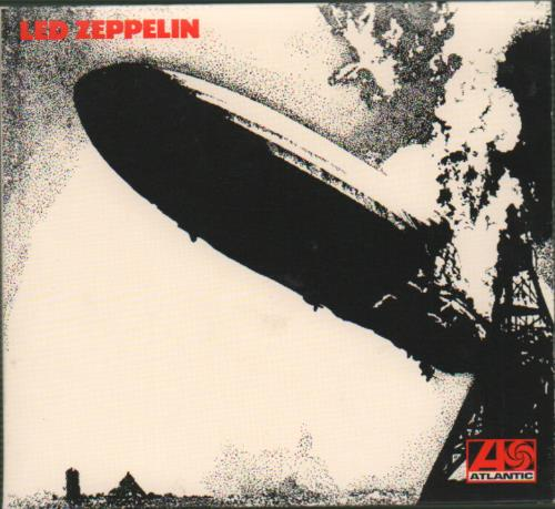Led Zeppelin Led Zeppelin CD album (CDLP) UK ZEPCDLE655777