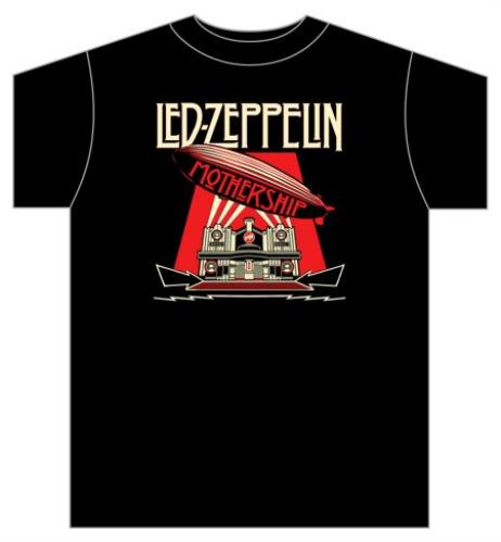 Led Zeppelin Mothership T Shirt Large Uk T Shirt 420502
