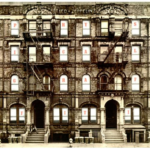 Led Zeppelin Physical Graffiti - 1st - EX 2-LP vinyl record set (Double Album) UK ZEP2LPH301004
