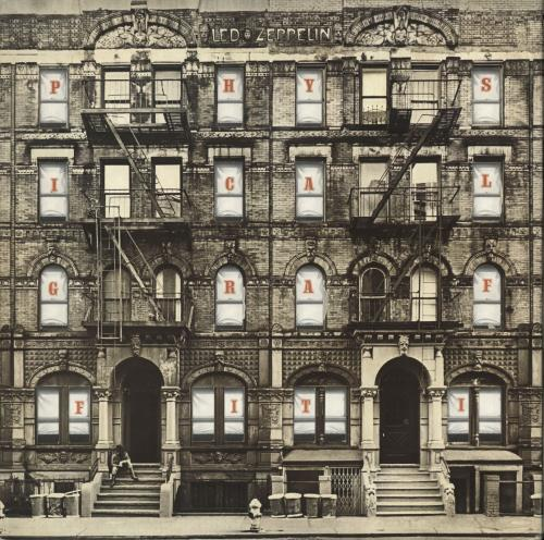Led Zeppelin Physical Graffiti - 1st - VG 2-LP vinyl record set (Double Album) UK ZEP2LPH582126