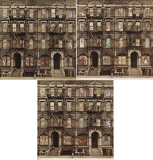 Led Zeppelin Physical Graffiti 2-LP vinyl record set (Double Album) Korean ZEP2LPH322467