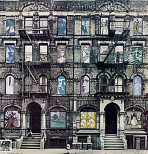 Led Zeppelin Physical Graffiti 2-LP vinyl record set (Double Album) Mexican ZEP2LPH72853