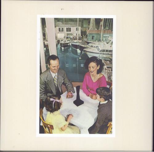 Led Zeppelin Presence - 180gm Deluxe 2-LP vinyl record set (Double Album) German ZEP2LPR663220