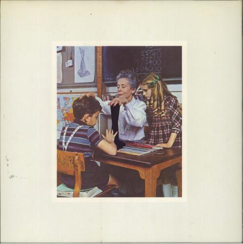 Led Zeppelin Presence - 2nd - VG vinyl LP album (LP record) UK ZEPLPPR693368