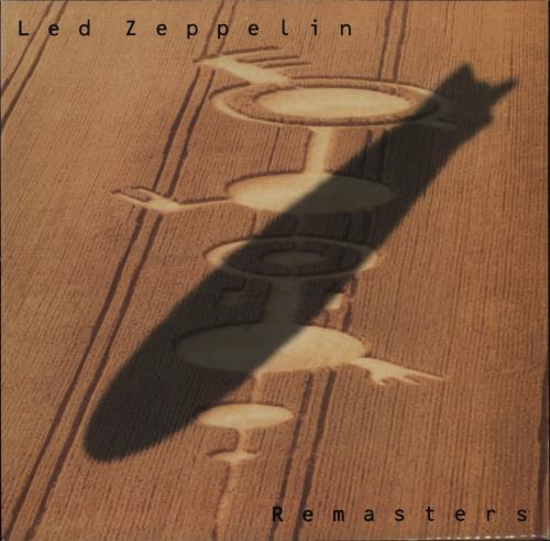 Led Zeppelin Remasters - EX 3-LP vinyl record set (Triple Album) German ZEP3LRE751514
