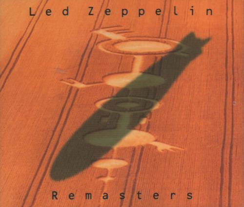Led Zeppelin Remasters - Fat Double 2 CD album set (Double CD) German ZEP2CRE649730