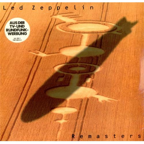 Led Zeppelin Remasters German 3 Lp Vinyl Record Set