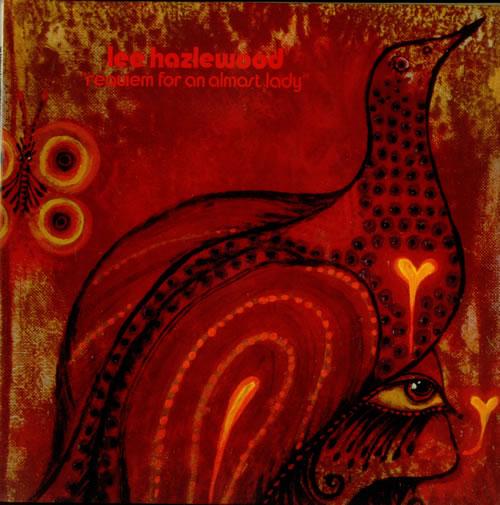 Lee Hazlewood Requiem For An Almost Lady vinyl LP album (LP record) UK LHZLPRE78133