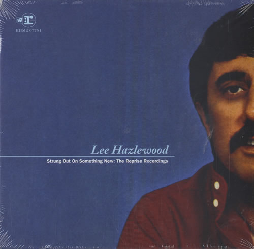 Lee Hazlewood Strung Out On Something New: The Reprise Recordings 2 CD album set (Double CD) US LHZ2CST468759