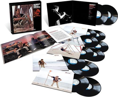 Lee Morgan The Complete Live At The Lighthouse - 12xLP Box Set - Sealed Vinyl Box Set US L\MVXTH774477