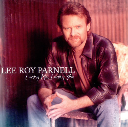 "Lee Roy Parnell Lucky Me, Lucky You CD single (CD5 / 5"") US LH5C5LU509793"