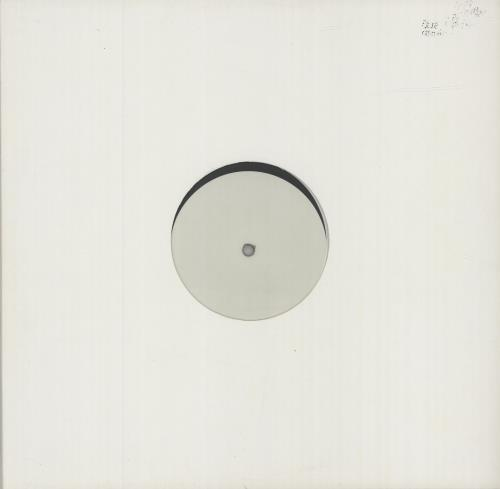 "Leftfield Universal Everything - White Label 12"" vinyl single (12 inch record / Maxi-single) UK LFF12UN681747"