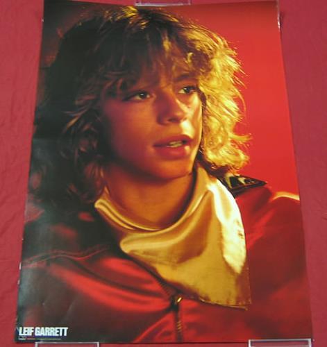 Leif Garrett Leif Garrett poster Japanese LFGPOLE359451
