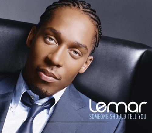 Lemar Someone Should Tell You 2-CD single set (Double CD single) UK L/M2SSO379878