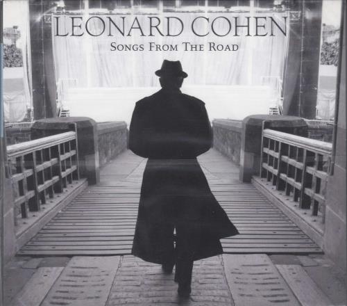 Leonard Cohen Songs From The Road 2-disc CD/DVD set UK COH2DSO515723