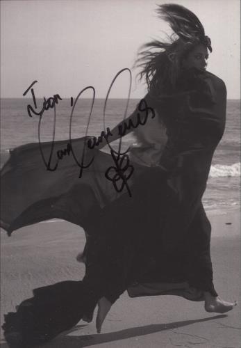Leona Lewis Signed Photograph photograph UK LE8PHSI742810