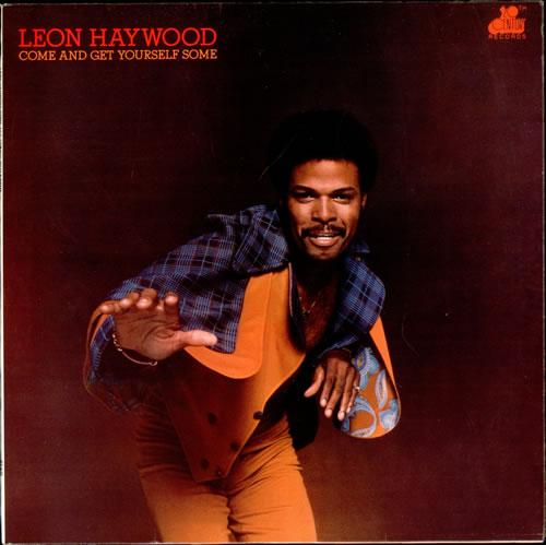 Leon Haywood Come And Get Yourself Some vinyl LP album (LP record) UK LH1LPCO497192