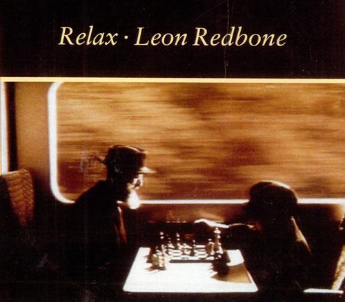 "Leon Redbone Relax CD single (CD5 / 5"") UK RD-C5RE503281"