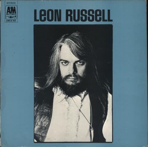 Leon Russell Leon Russell - EX vinyl LP album (LP record) UK LRULPLE707821