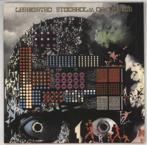 "Les Big Byrd Stockholm Death Star 12"" vinyl single (12 inch record / Maxi-single) UK 0F212ST734716"