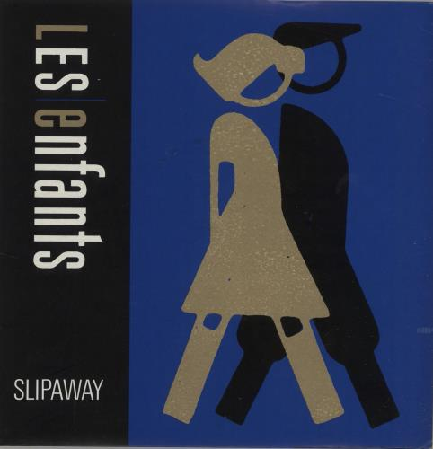 "Les Enfants Slipaway 7"" vinyl single (7 inch record) UK LW707SL682826"