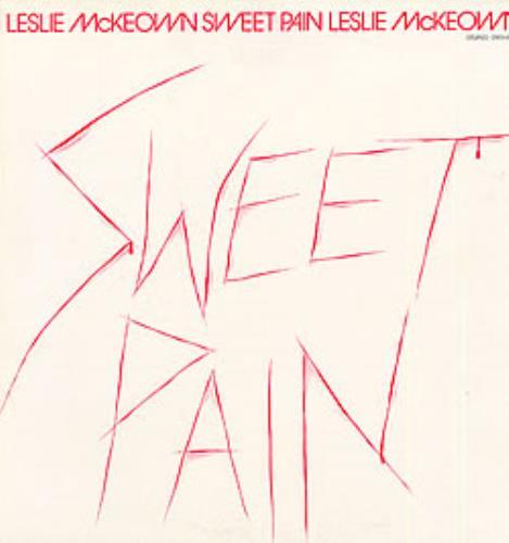 Les McKeown Sweet Pain - no obi vinyl LP album (LP record) Japanese LSKLPSW218809