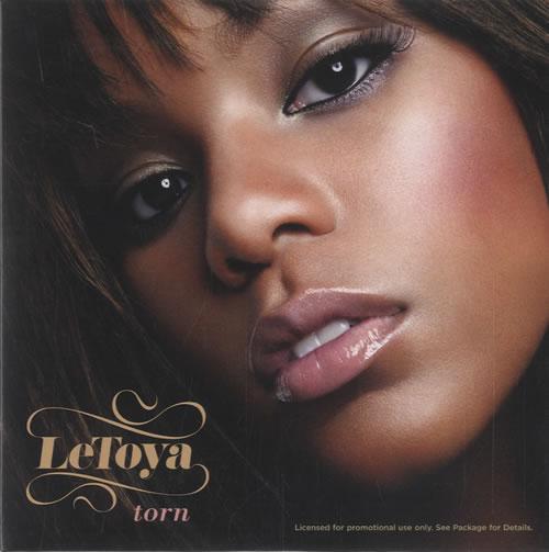 "LeToya Torn CD single (CD5 / 5"") UK LT_C5TO526202"