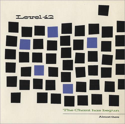 "Level 42 The Chant Has Begun 7"" vinyl single (7 inch record) UK L4207TH459940"