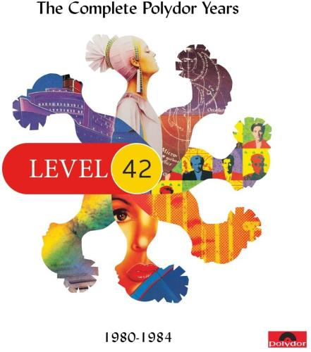 Level 42 The Complete Polydor Years 1980-1984 - Sealed CD Album Box Set UK L42DXTH766438