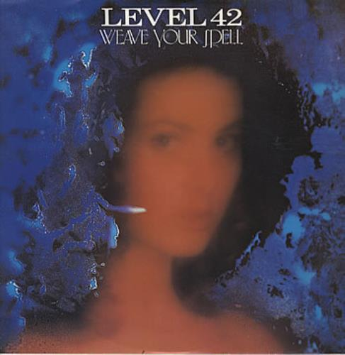"""Level 42 Weave Your Spell 12"""" vinyl single (12 inch record / Maxi-single) UK L4212WE15233"""
