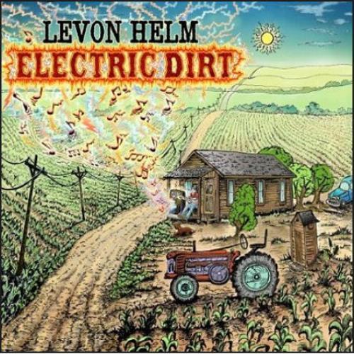 Levon Helm Electric Dirt CD album (CDLP) Japanese VHECDEL476405