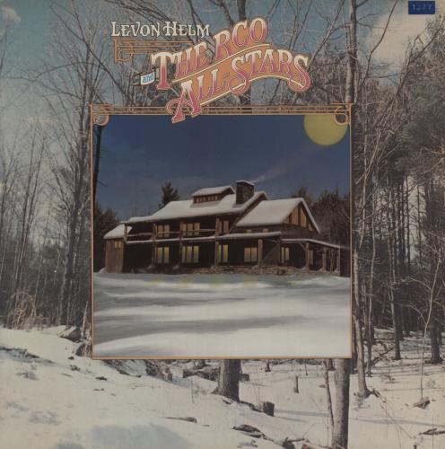Levon Helm Levon Helm & The RCO All-Stars vinyl LP album (LP record) UK VHELPLE363265