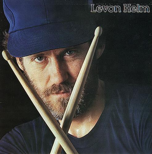 Levon Helm Levon Helm vinyl LP album (LP record) US VHELPLE348963