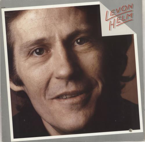 Levon Helm Levon Helm vinyl LP album (LP record) Canadian VHELPLE711791