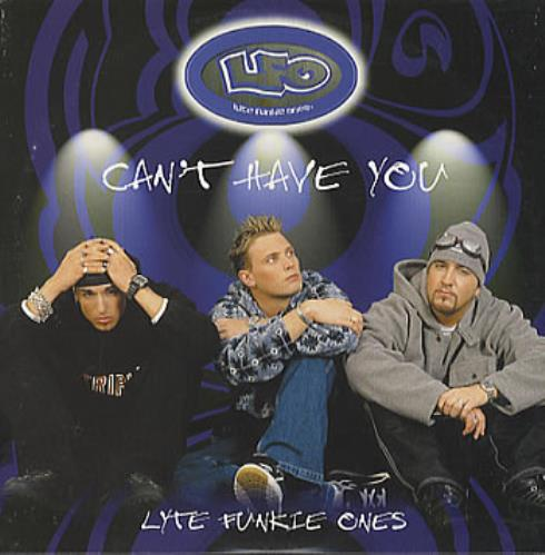 "LFO (Pop) Can't Have You CD single (CD5 / 5"") UK L9OC5CA386774"