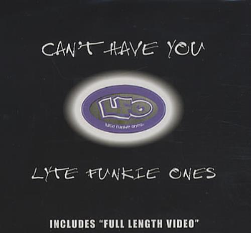 "LFO (Pop) Can't Have You CD single (CD5 / 5"") UK L9OC5CA387108"