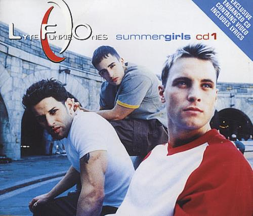 "LFO (Pop) Summer Girls CD single (CD5 / 5"") UK L9OC5SU388299"